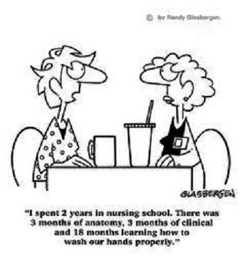 Funniest Nurse Cartoons on Pinterest #nursebuff #nurse #