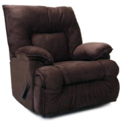 Where To Buy Affordable Sofa Ideas For Large Living Room Aarons - Franklin Mink Power Recliner | Furniture ...