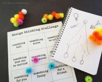 Design Thinking Challenge for Kids | Crafts, Challenges ...