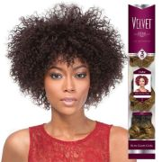 outre remy human hair weave velvet