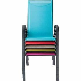 stacking sling chairs patio children s upholstered rocking chair room essentials nicollet stackable from target | backyard ideas pinterest ...
