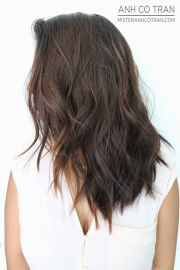 gorgeous layers with soft undercut