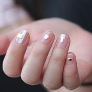 ideas korean nail