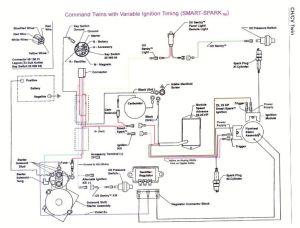 Kohler Engine Electrical Diagram | kohler engine parts