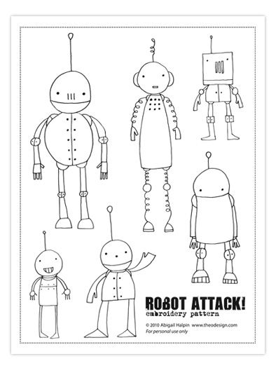 140 best images about Thema robot kleuters / Robot theme