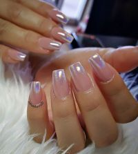 Best 25+ Clear nail designs ideas on Pinterest