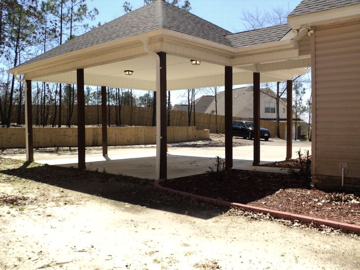 17 Best Images About Garages And Carports On Pinterest