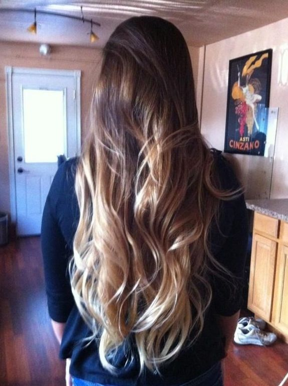 Long Ombre Hair Yes This Is My Hair Get Hair Like This