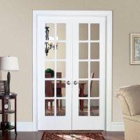 48 inch wide Interior French door. Masonite Smooth 10 Lite ...