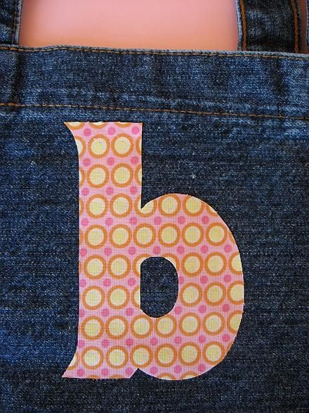 Free Letter Appliqués Patterns For Every Letter In The