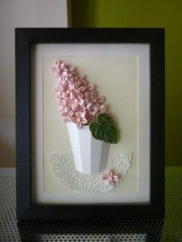 20 best images about Quilled Frames on Pinterest ...