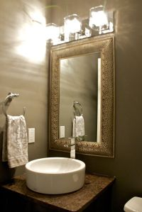 1000+ images about Powder Room on Pinterest | Marble top ...