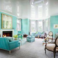 17 Best ideas about Aqua Living Rooms on Pinterest ...
