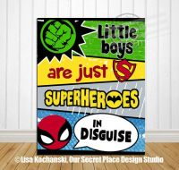 25+ best ideas about Superhero Room Decor on Pinterest ...