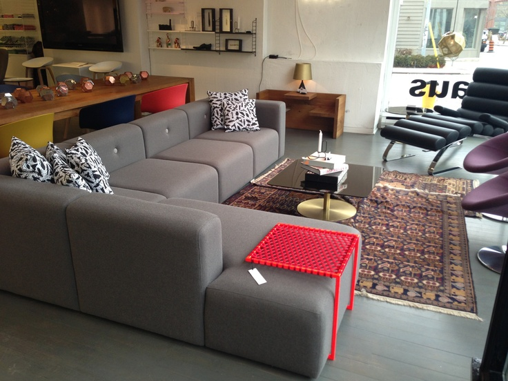 hay mags soft sofa bank really small corner sofas new #hay products in @klausnienkamper : #mags | ...