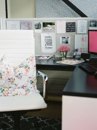 Best 25+ Work office decorations ideas on Pinterest ...