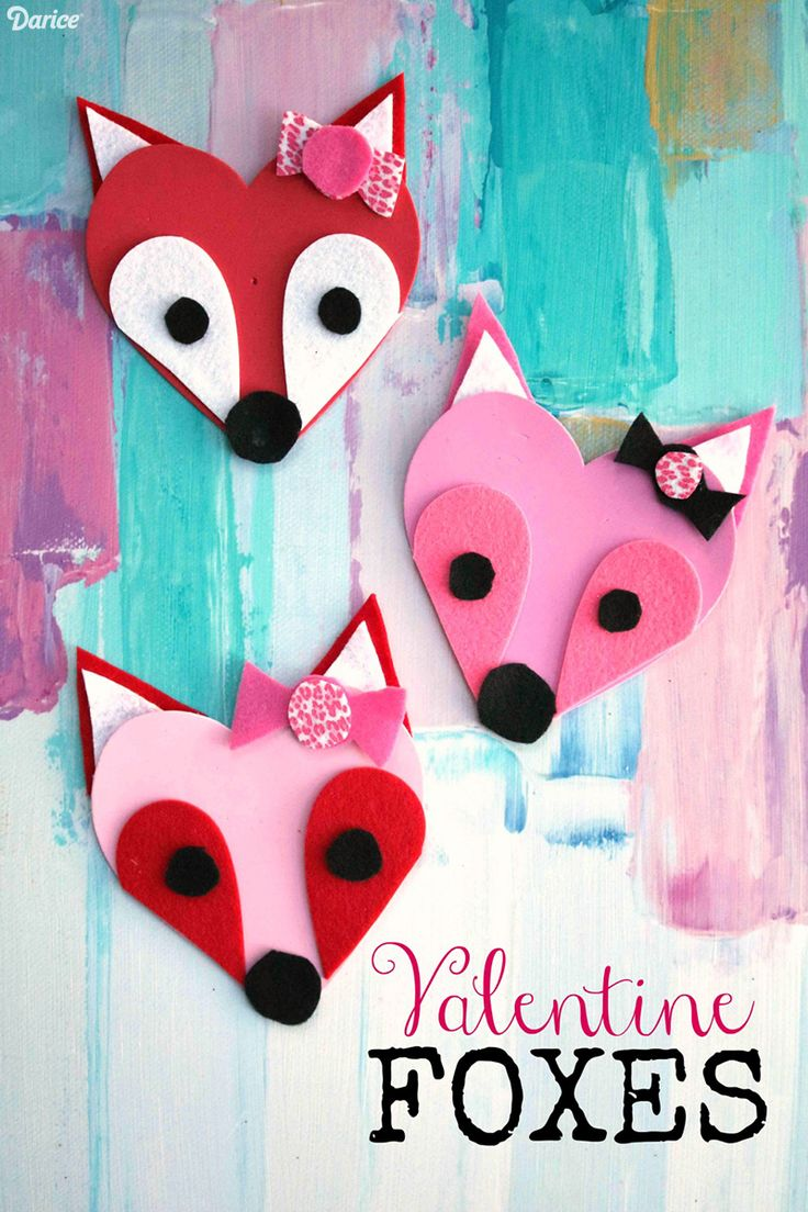 1000 Images About Valentines Day Crafts For Kids On