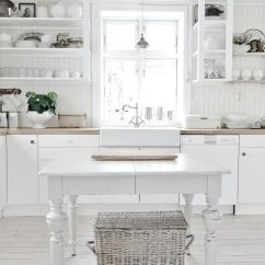 Farmers Sinks For Kitchen Contemporary Rugs 1000+ Ideas About White Cottage Kitchens On Pinterest ...