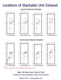 25+ Best Ideas about Stackable Washer Dryer Dimensions on ...