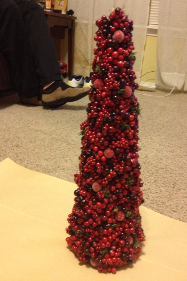 50 best images about Christmas cranberry theme on Pinterest  Christmas Christmas decorations