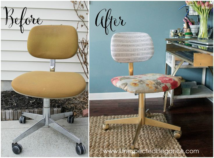 Office Swap Chair Transformation Chairs The Ojays And