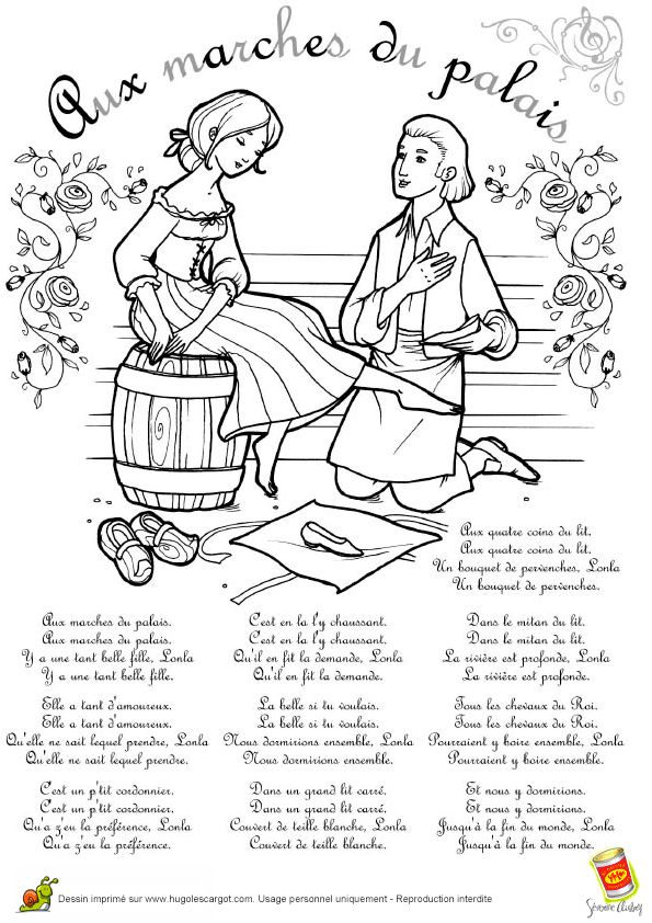13 best images about French song lyrics on Pinterest