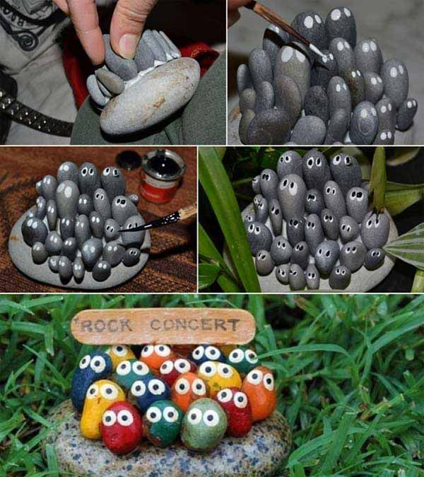 15 Must See Homemade Garden Decorations Pins Birdhouses