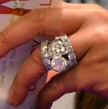 Celebrity wedding rings Wedding ring and Celebrity weddings on Pinterest