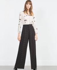 Image 1 of ELEPHANT PRINT SHIRT from Zara   Fashion ...