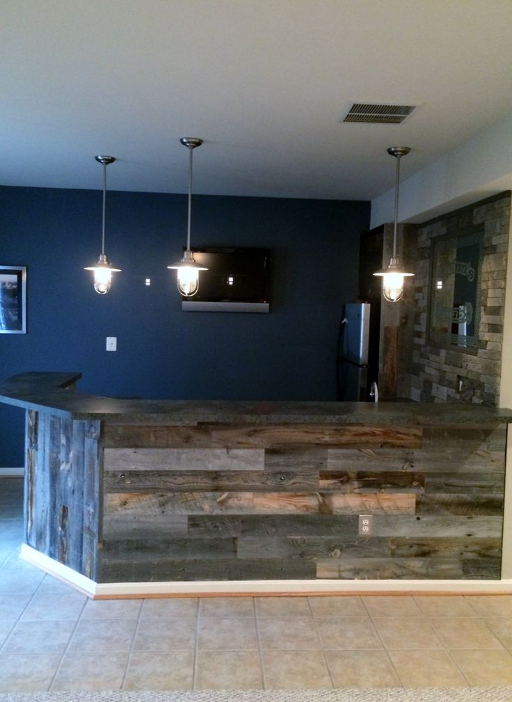 Best 25 Rustic basement bar ideas on Pinterest