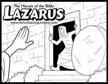 25 best Lazarus John 11 kids crafts images on Pinterest