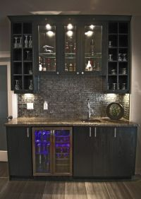 25+ best ideas about Basement Bar Designs on Pinterest