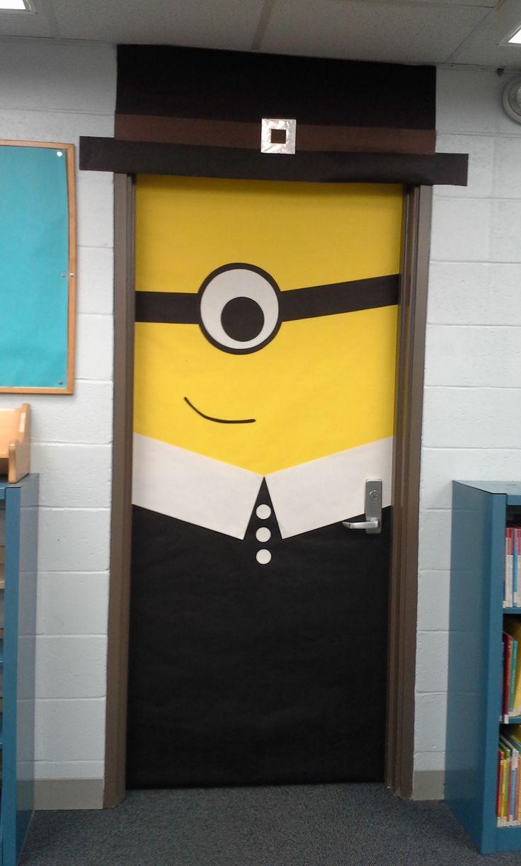 25+ best ideas about Minion door on Pinterest