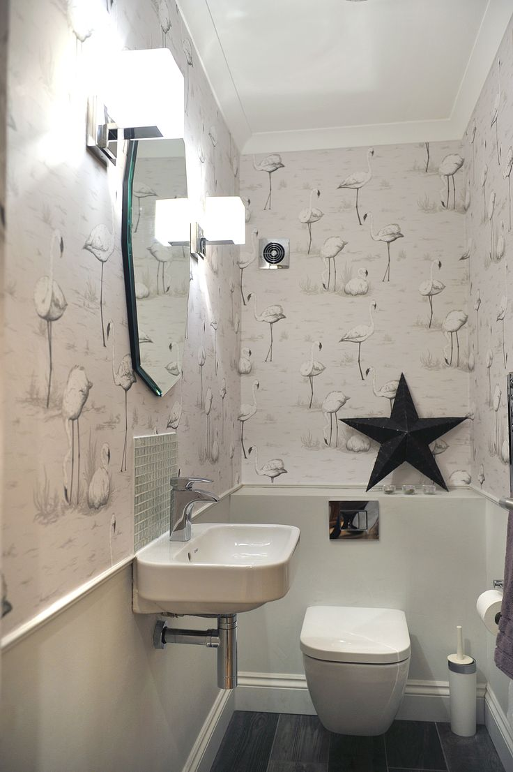 25+ best ideas about Downstairs cloakroom on Pinterest