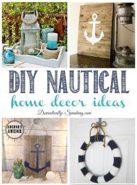 Best 25+ Nautical home decorating ideas on Pinterest ...