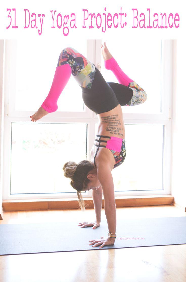 31 Day Balance Yoga