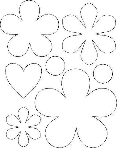 25+ Best Ideas about Felt Flowers Patterns on Pinterest