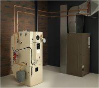 Whole House Furnaces Harman Hydroflex 60 Pellet Boiler ...
