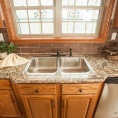 Kitchen Islands With Seating For 2 Knotty Pine Cabinets Sale Branston Hr146a - Pennwest Ranch Modular Kitchen! Features ...