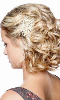 25+ best ideas about Short wedding hairstyles on Pinterest