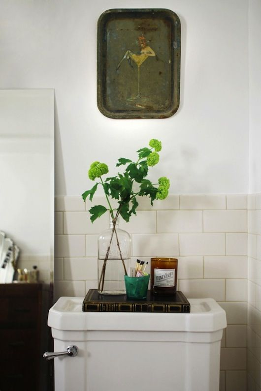 pictures of chair rails in bathrooms white covers with gold sash 11 best images about bathroom vignettes on pinterest | decor, trough sink and the flowers