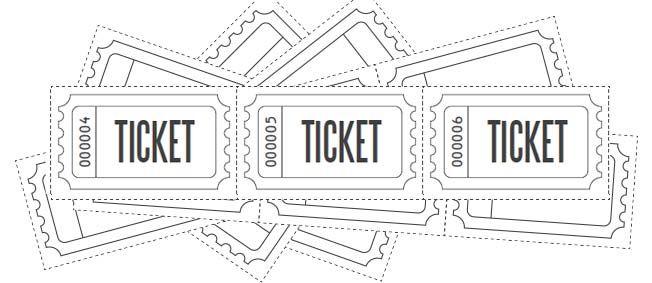 17 Best ideas about Printable Raffle Tickets on Pinterest