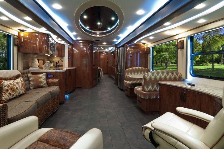 2014 Foretravel Motorcoach Foretravel IH 45 Luxury Motor