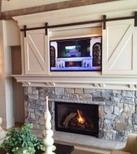 Best 20+ Tv Over Fireplace ideas on Pinterest | Hide tv ...