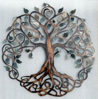 tree of life metal wall art  Roselawnlutheran