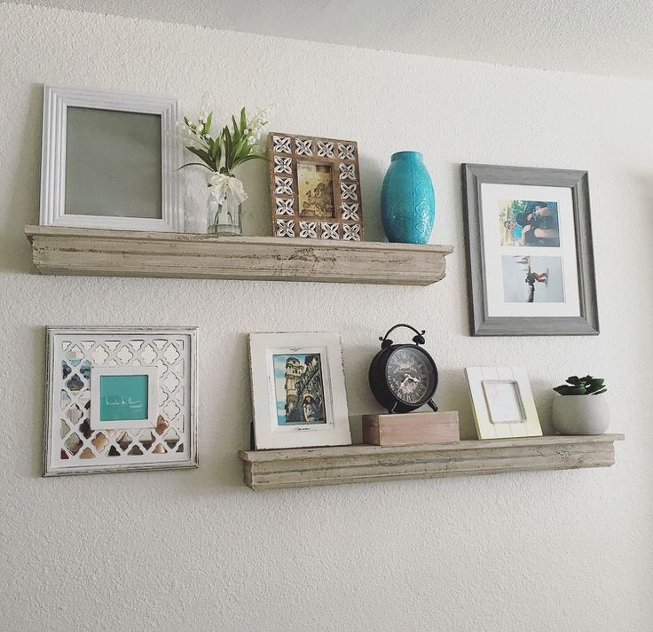 25 best ideas about Floating shelf decor on Pinterest