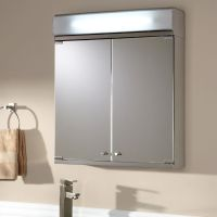 25+ Best Ideas about Lighted Medicine Cabinet on Pinterest ...