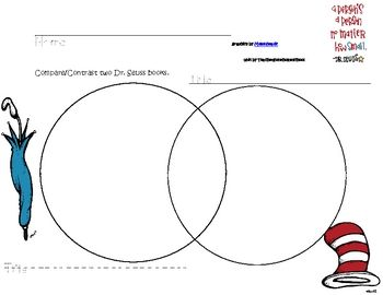 Graphic organizers, Dr. seuss and Organizers on Pinterest
