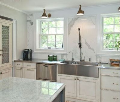 17 Best Images About Stainless Steel Counter Tops On