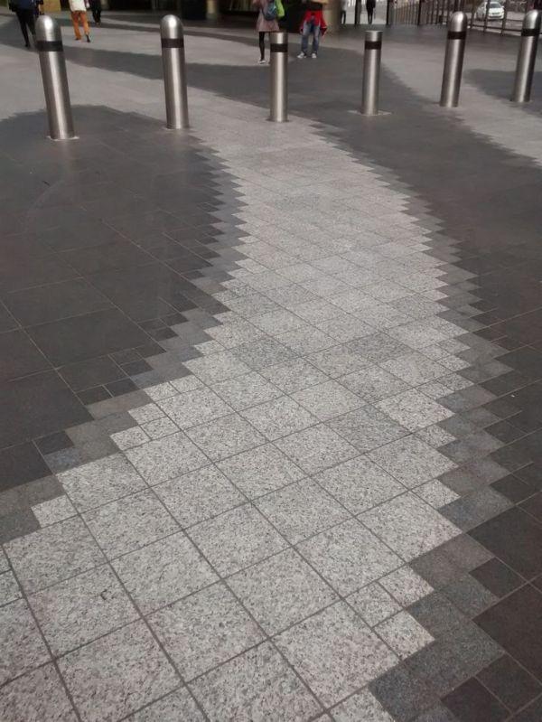 ideas paving pattern